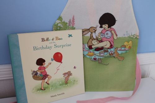 Belle and Boo books