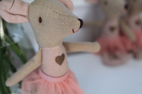 Maileg, Ballerina Mouse