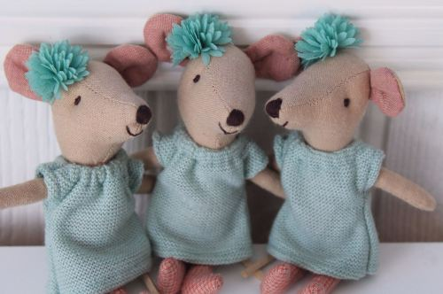 Maileg, Big Sister Winter Mouse