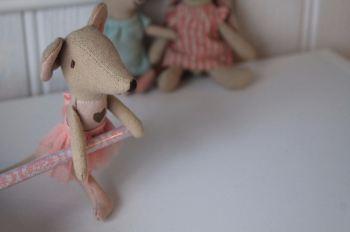 Maileg Ballerina mice