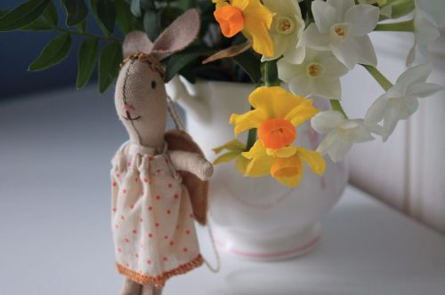 Maileg, Baby Bunny Angel