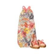 Maileg Medium Flower Dress and Shoes Set