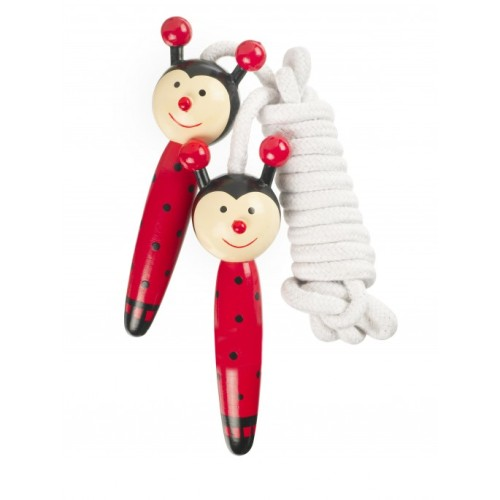 Ladybird Skipping Rope