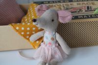 Maileg Little Sister Dotty with Pink Tutu