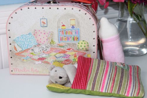 Moulin Roty, Baby Suitcase