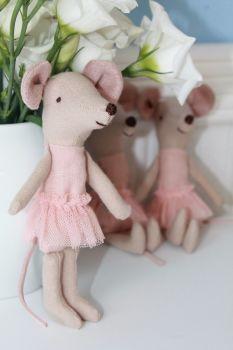 Maileg, Ballerina Mouse, Big Sister
