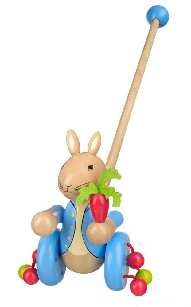 Peter Rabbit Push Along in a Box