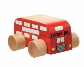 Orange Tree, My First London Bus