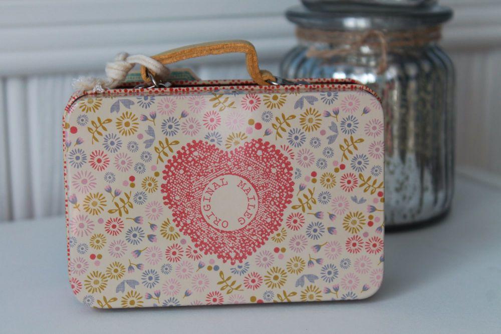 Maileg flower Suitcase