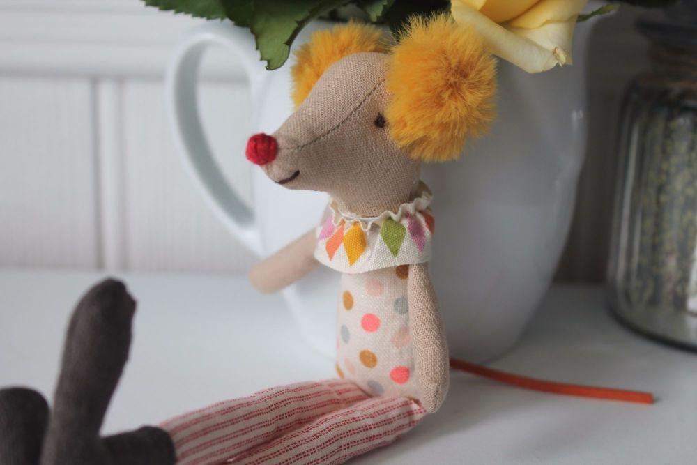 Maileg, Circus Stilt Mouse