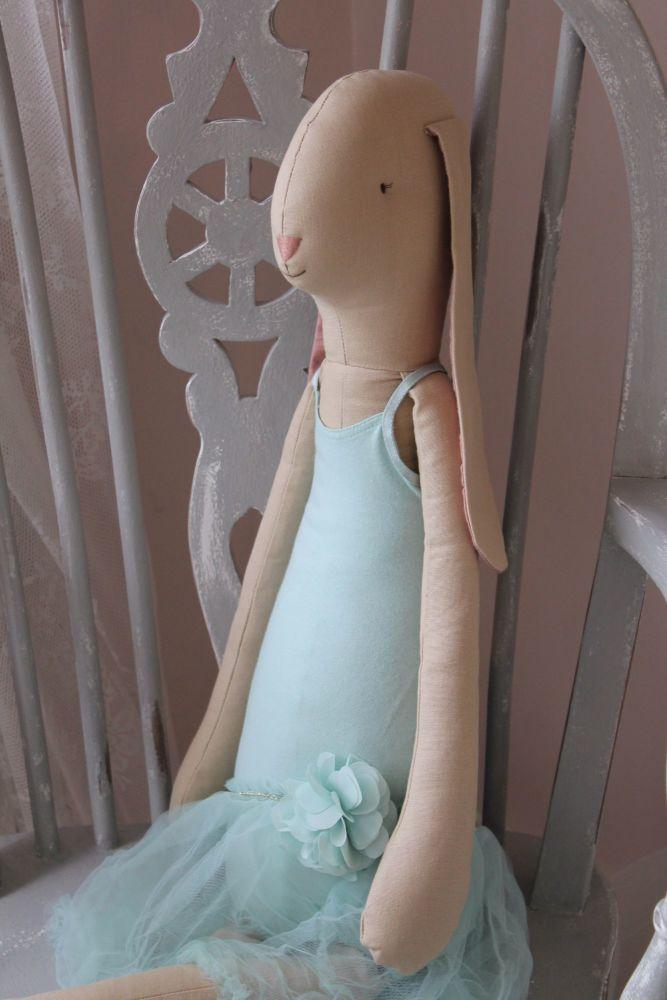Maileg, Mega Maxi Bunny Ballerina Mint