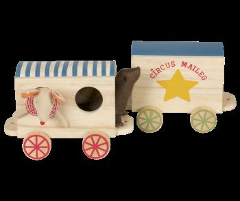 Maileg, Circus Wagon for Mice