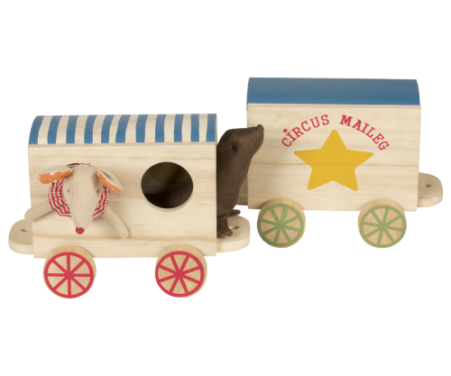 Maileg, Circus Wagon for Mice