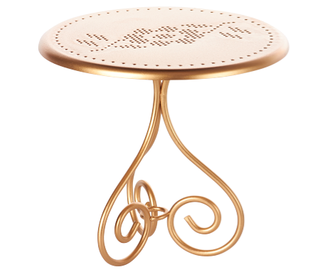 Maileg, Vintage Gold Coffee Table