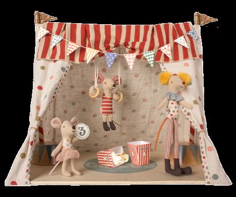 Maileg, Circus 2018 16-8701-00