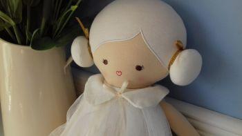 Alimrose, Lulu Doll Ivory