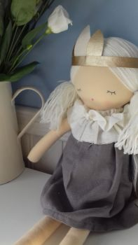 Alimrose, Stevie Doll Lavender
