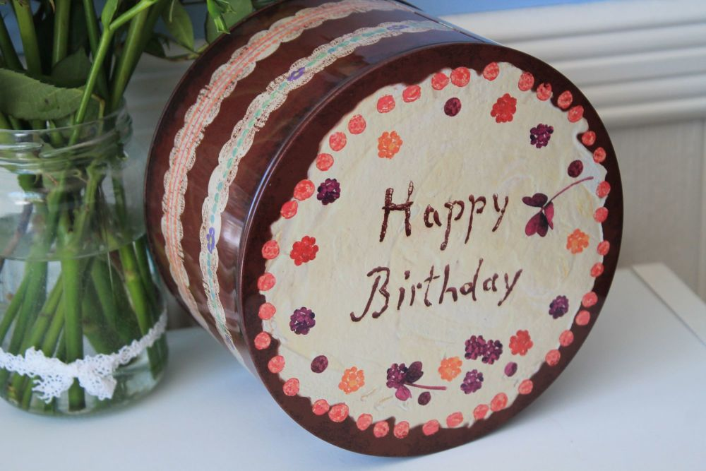 Maileg, Cake Tin with Candles
