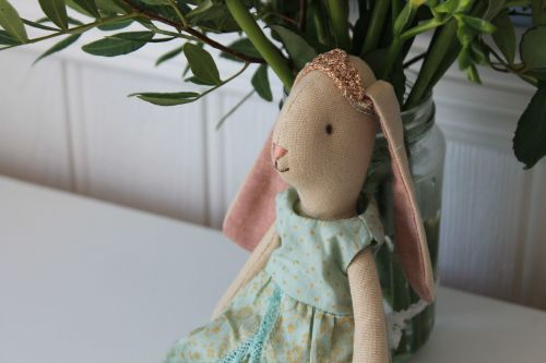 Maileg, Mini Princess Bunny, Mary