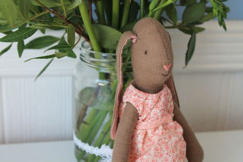 Maileg, Mini Bunny Zoe