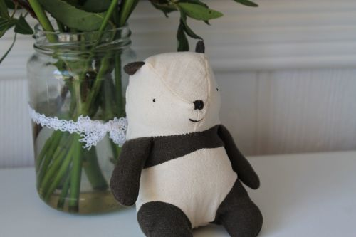 Maileg, Noah's Friends, Little Panda