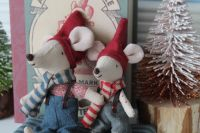 Maileg, Christmas Mice Brothers in a Book