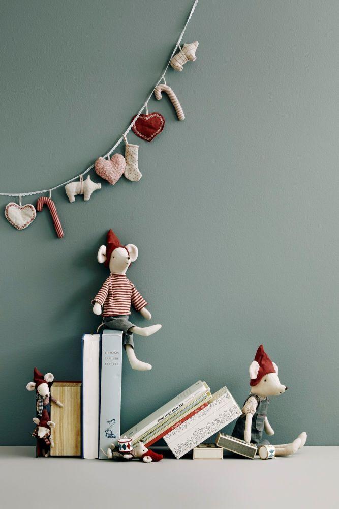 maileg christmas mice lifestyle