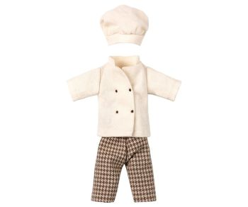 Maileg, Chef Outfit for Mouse