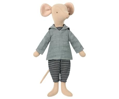 Maileg, Medium Boy Mouse in Sailor Outfit (May)