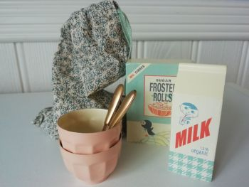 Maileg, Breakfast set for Two in a bag (last one)