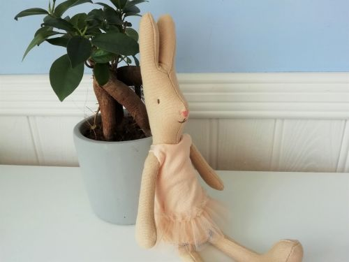 Maileg, Mini Rabbit Ballerina