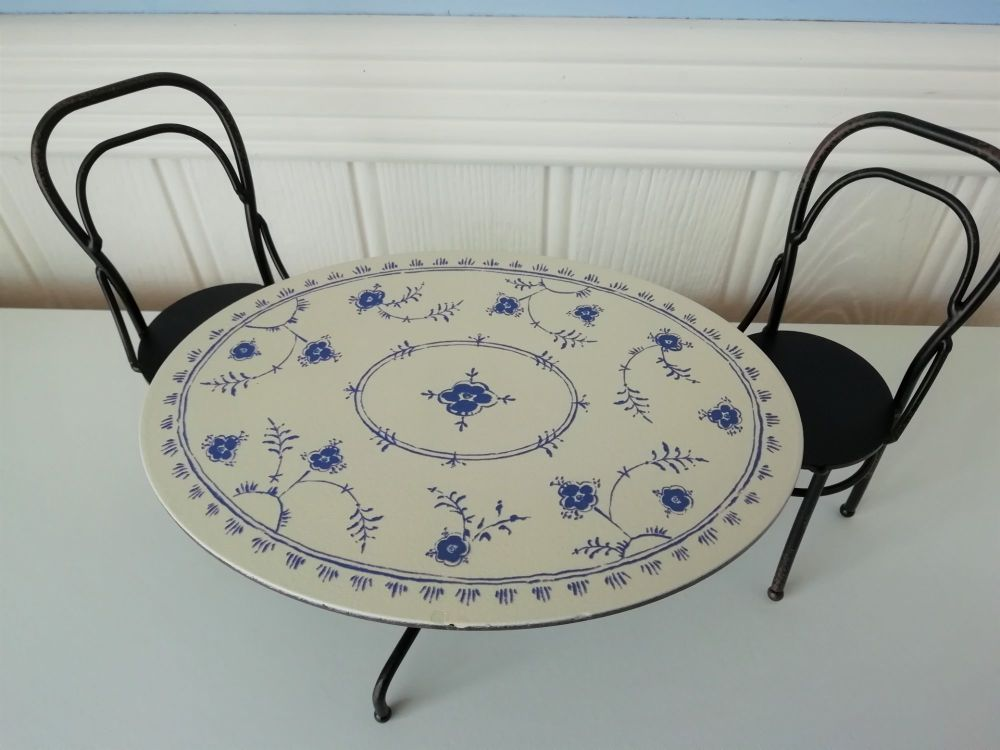 Maileg, Dining Table Set for Mini
