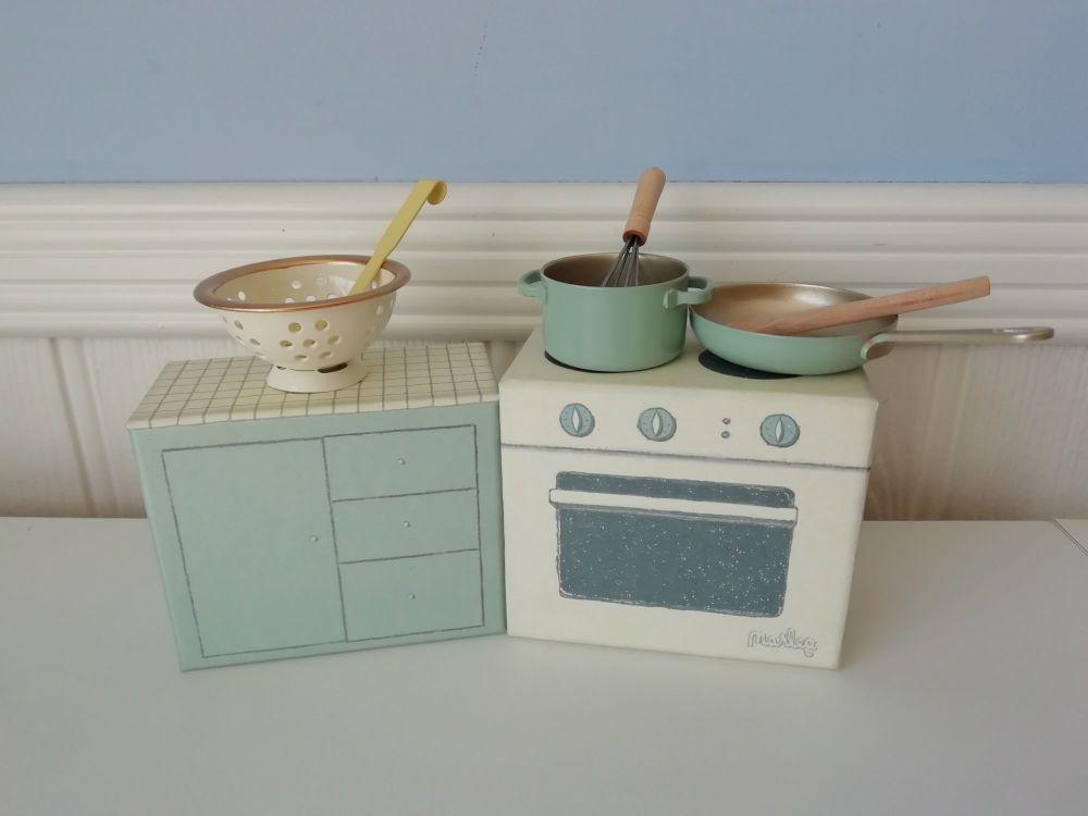 Maileg, Cooking Set