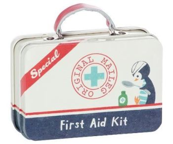 Maileg, Metal Suitcase, First Aid