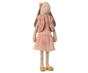 Maileg, Bunny Ballerina Size 4 - Rose