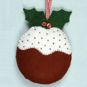 Christmas Pudding (mini kit) (last one)