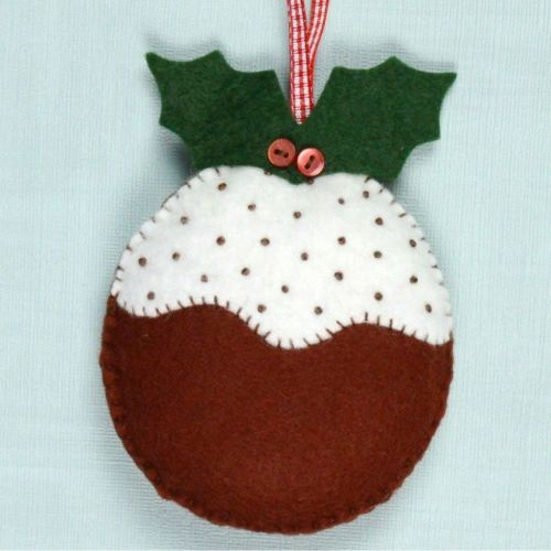 Christmas Pudding (mini kit)