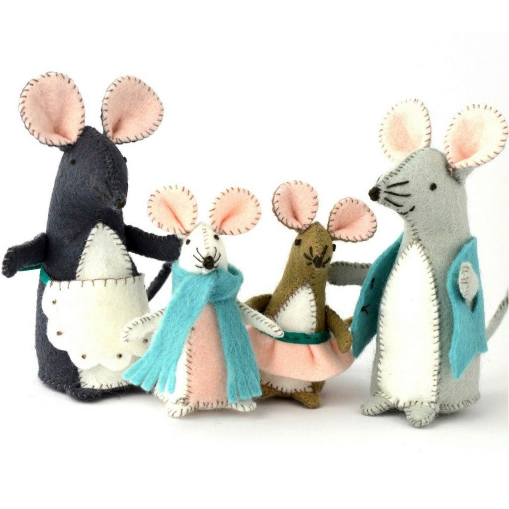 Mouse Family (large kit)