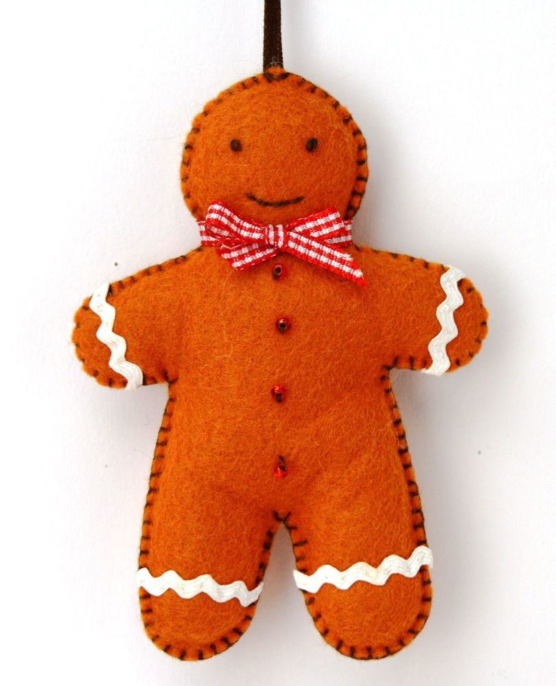 Gingerbread Man (mini kit)