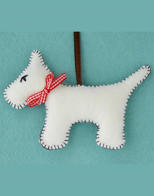 White Dog (mini kit)