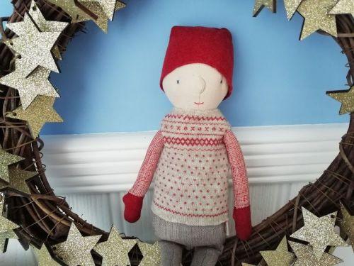 Maileg, Winter Friends Pixy Boy