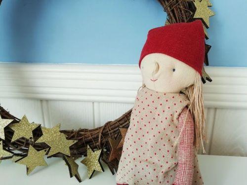 Maileg, Winter Friends Pixy Girl