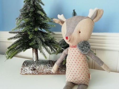 Maileg, Winter Friends, Reindeer Girl