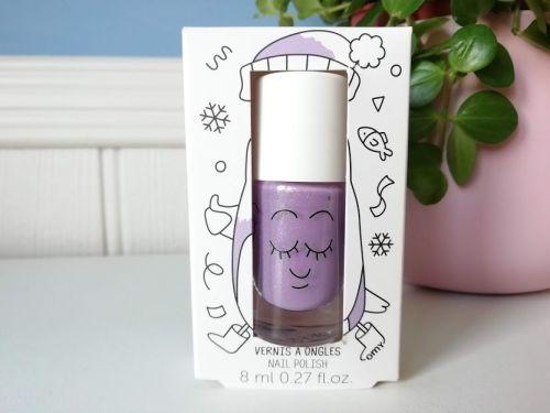 Nailmatic Polish Piglou - Purple Glitter