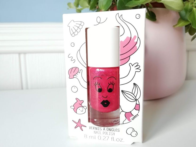 Nailmatic Polish Sissi - Glitter Pink