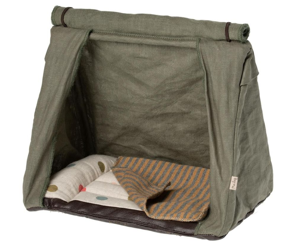 Maileg, Happy Camping Tent, Mouse (2020) (Due APRIL)