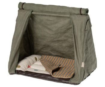 Maileg, Happy Camping Tent, Mouse