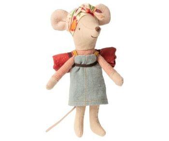 Maileg, Hiker Mouse, Big Sister (Due APRIL)