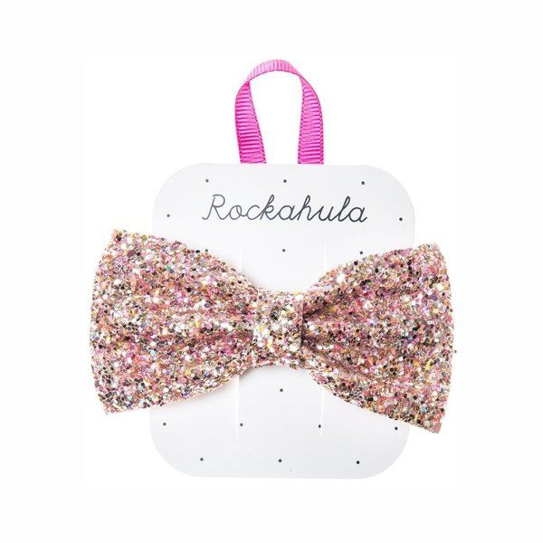 Rockahula Kids, Super Sprinkles Glitter Bow Clip (Coming soon . . . . )