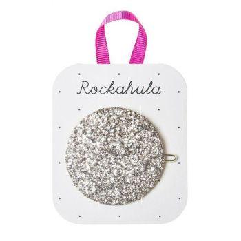Rockahula Kids, Glitter Moon Disc Clip Gold